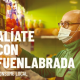 Alíate con Fuenlabrada. Consume Local